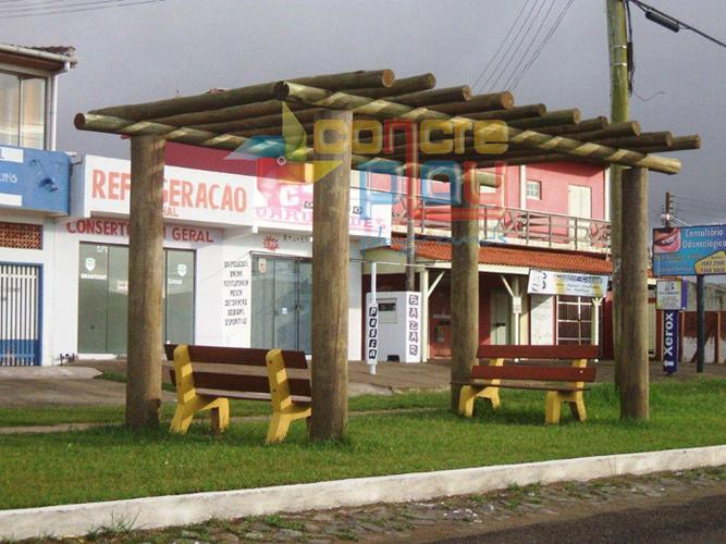Well-known Caramanchão de Eucalipto | Econtre Caramanchão de Eucalipto RV29